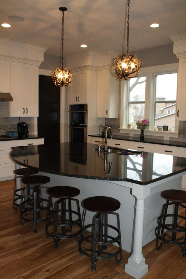 kitchen decorating ideas and designs Remodels Photos Jennifer Johnson Interior Design, LLC Lakeville Minnesota United States transitional
