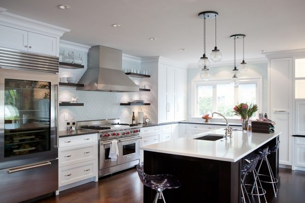 kitchen decorating ideas and designs Remodels Photos Jenny Baines, Jennifer Baines Interiors Lake Oswego Oregon contemporary-kitchen