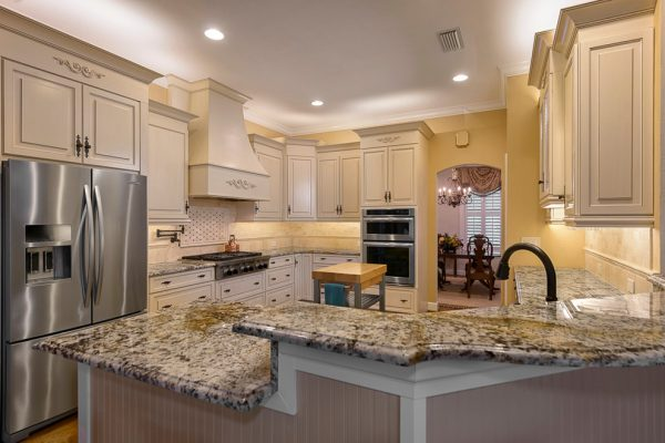 kitchen decorating ideas and designs Remodels Photos Jerome H. Davis Interiors, LLC Gainesville Florida United States traditional-001