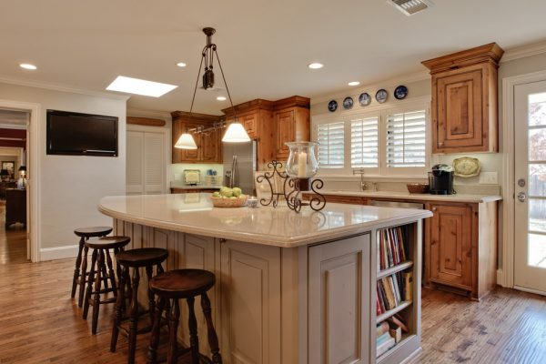 kitchen decorating ideas and designs Remodels Photos Jodell Clarke DesignsCarrolltonTexas United States traditional-kitchen-002
