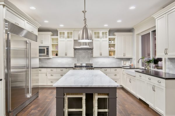 kitchen decorating ideas and designs Remodels Photos  Juxtaposed Interiors Rocklin California United States transitional-kitchen-001