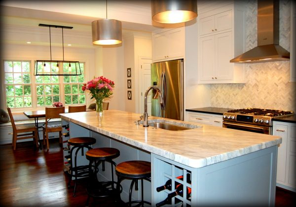 kitchen decorating ideas and designs Remodels Photos Leslie Stephens Design Richmond Virginia United States traditional-kitchen-002