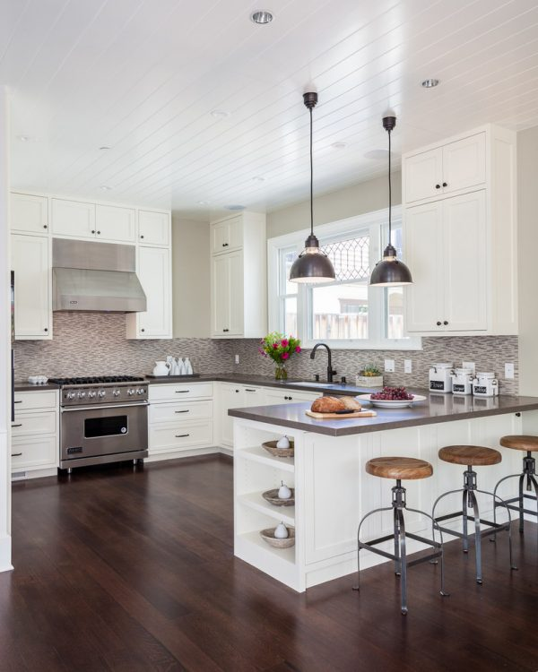 kitchen decorating ideas and designs Remodels Photos Lindsay Chambers Design West Hollywood California United States transitional-kitchen-003