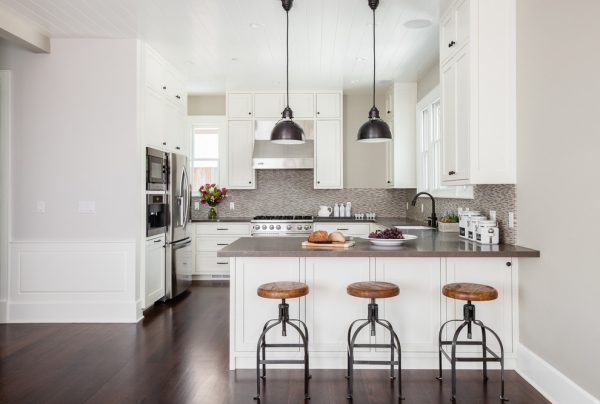 kitchen decorating ideas and designs Remodels Photos Lindsay Chambers Design West Hollywood California United States transitional-kitchen