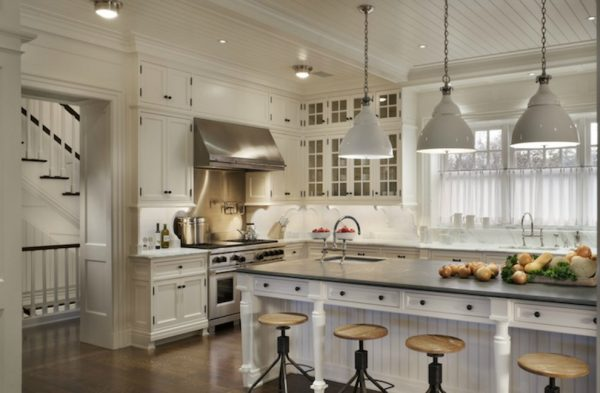 kitchen decorating ideas and designs Remodels Photos Marie Grabo DesignsBranfordConnecticut United States eclectic
