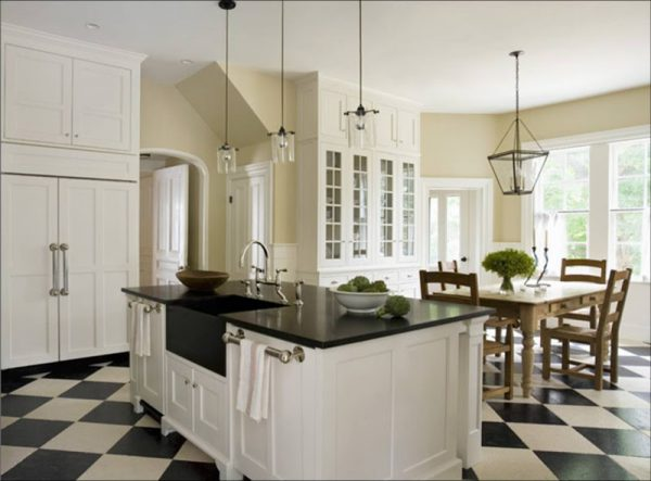 kitchen decorating ideas and designs Remodels Photos Marie Grabo DesignsBranfordConnecticut United States traditional-002