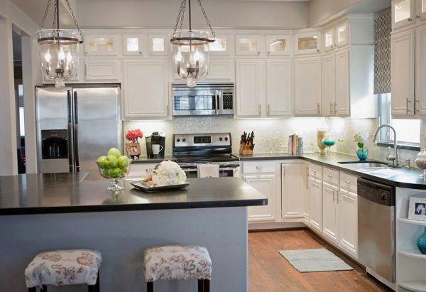 kitchen decorating ideas and designs Remodels Photos Marie Grabo DesignsBranfordConnecticut United States traditional