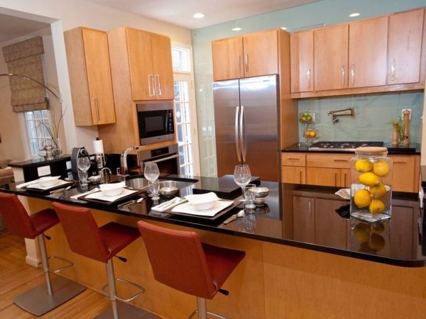 kitchen decorating ideas and designs Remodels Photos Master Plan Interiors, Inc Lothian Maryland United States contemporary-kitchen