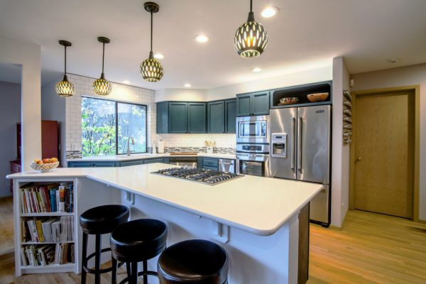 kitchen decorating ideas and designs Remodels Photos Mise en Place Design Bremerton Washington United States contemporary-kitchen