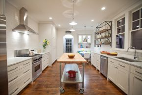 Kitchen Decorating and Designs by Nathan Cuttle Design - Brooklyn, New York, United States