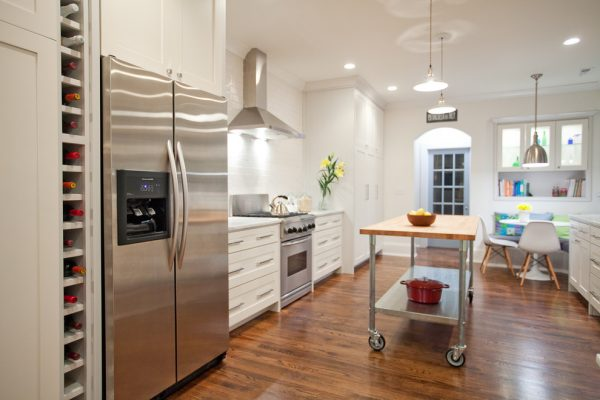 kitchen decorating ideas and designs Remodels Photos Nathan Cuttle DesignBrooklynNew York United States contemporary-kitchen-002