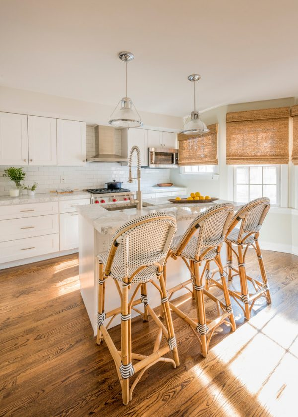 kitchen decorating ideas and designs Remodels Photos PS & Daughters Philadelphia Pennsylvania United States beach-style-kitchen
