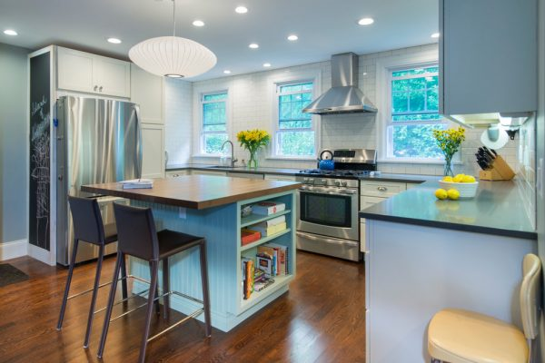 kitchen decorating ideas and designs Remodels Photos PS & Daughters Philadelphia Pennsylvania United States transitional