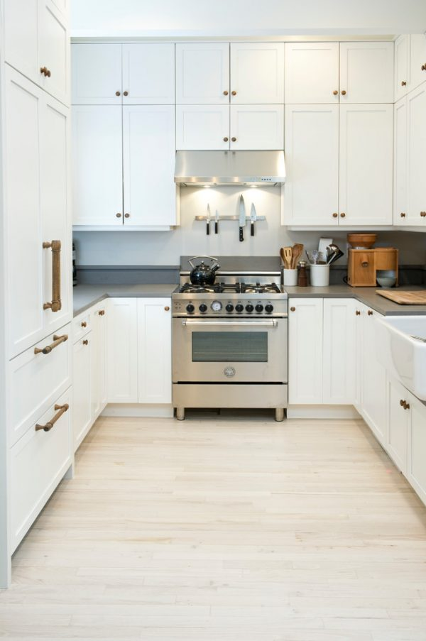 kitchen decorating ideas and designs Remodels Photos Paul Schulman Design Chicago Illinois United States scandinavian-kitchen
