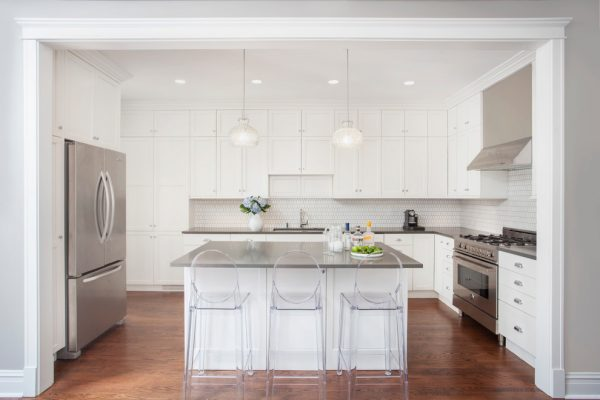 kitchen decorating ideas and designs Remodels Photos Paul Schulman Design Chicago Illinois United States transitional-kitchen