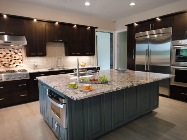 kitchen decorating ideas and designs Remodels Photos Sandi Perry Interiors White Plains New York United States contemporary-kitchen