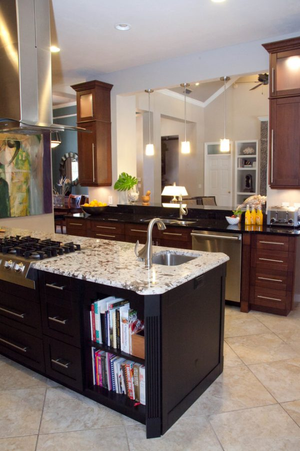 kitchen decorating ideas and designs Remodels Photos Sarah Cain Design Gainesville Florida United States contemporary-kitchen-001