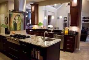 Kitchen Decorating and Designs by Sarah Cain Design - Gainesville, Florida, United States