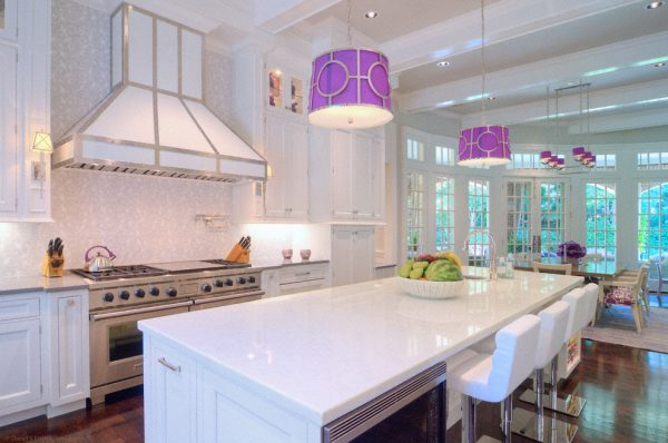 kitchen decorating ideas and designs Remodels Photos Sharon Flatley Design Dallas Texas United States transitional-kitchen-001