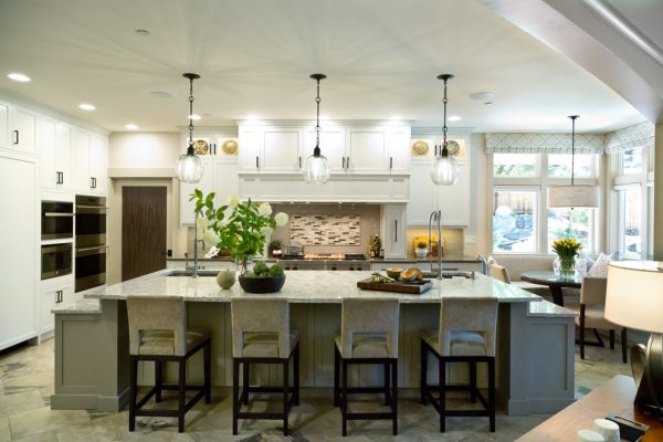 kitchen decorating ideas and designs Remodels Photos Sheila Mayden Interiors Kent Washington United States transitional-kitchen