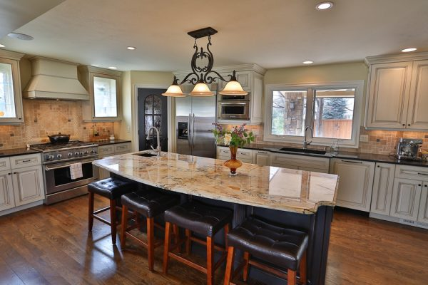 kitchen decorating ideas and designs Remodels Photos Thornton Design Boulder Colorado United States traditional-kitchen-004
