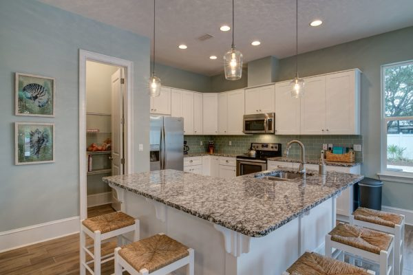 kitchen decorating ideas and designs Remodels Photos Village Interior Design LLC Austin Texas United States beach-style-kitchen