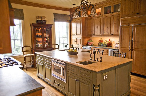 kitchen decorating ideas and designs Remodels Photos Village Interior Design LLC Austin Texas United States traditional-kitchen-002