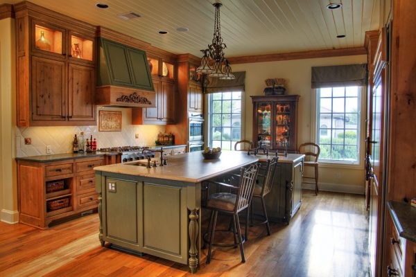 kitchen decorating ideas and designs Remodels Photos Village Interior Design LLC Austin Texas United States traditional-kitchen