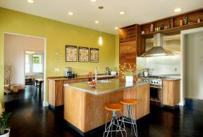 Kitchen Decorating and Designs by Zinc Art + Interiors - Edmonds, Washington, United States
