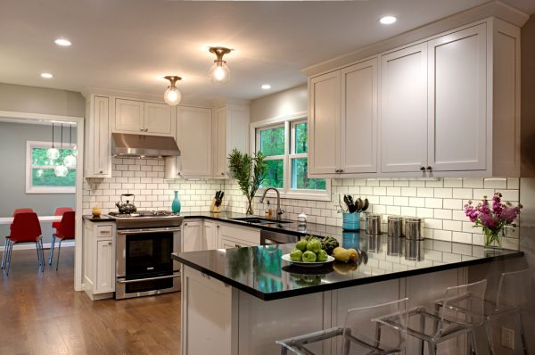 kitchen decorating ideas and designs Remodels Photos yaminidesigns, llc Evanston Illinois United States contemporary-kitchen-004