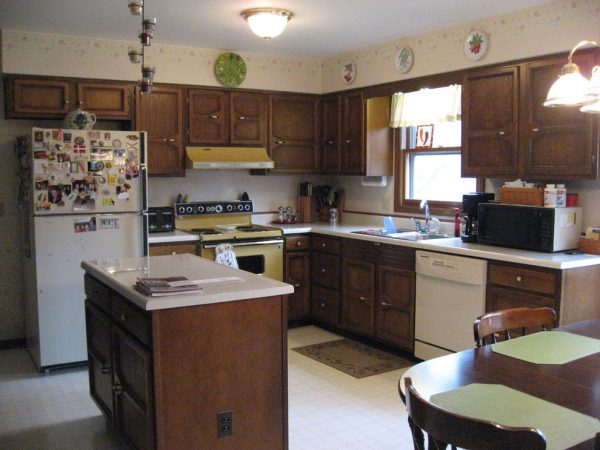 kitchen decorating ideas and designs Remodels Photos yaminidesigns, llc Evanston Illinois United States traditional