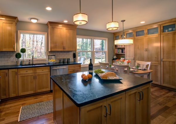 kitchen decorating ideas and designs Remodels Photos yaminidesigns, llc Evanston Illinois United States traditional-kitchen-001