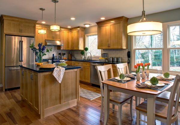 kitchen decorating ideas and designs Remodels Photos yaminidesigns, llc Evanston Illinois United States traditional-kitchen