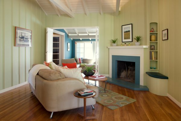 living room decorating design Photos Rachel Perls Hue Consulting San Francisco Bay Area  California  beach-style-living-room