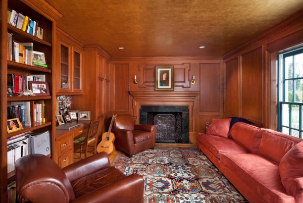 living room decorating designs Remodels Photo McNally InteriorsBethesdaMaryland United States traditional-home-office