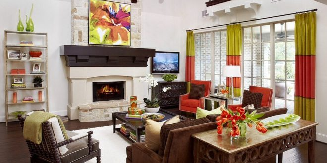 living room decorating designs Remodels Photo Shannon Gidney - IBB DESIGN Frisco Texas United States transitional-living-room