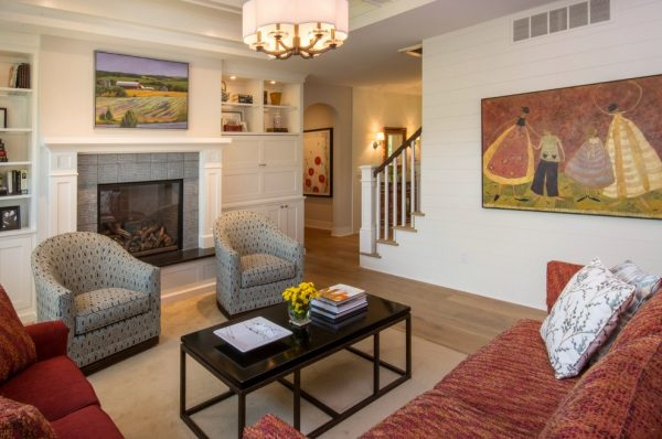 living room decorating ideas and designs Remodels Photo Laura Zender Design, Allied ASIDAnn ArborMichigan United States transitional-living-room