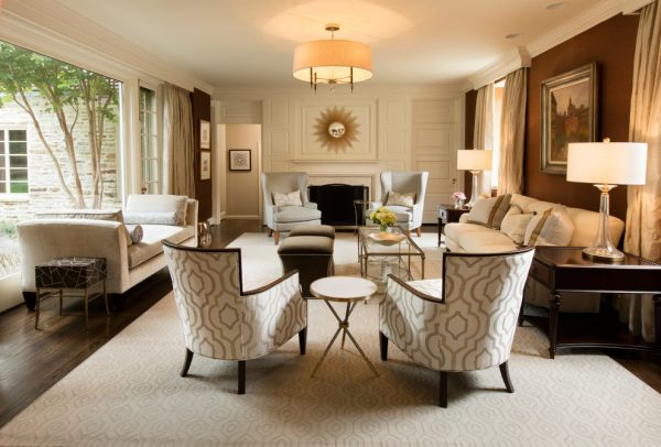 living room decorating ideas and designs Remodels Photos  A. Lynn Design SykesvilleMaryland United States traditional