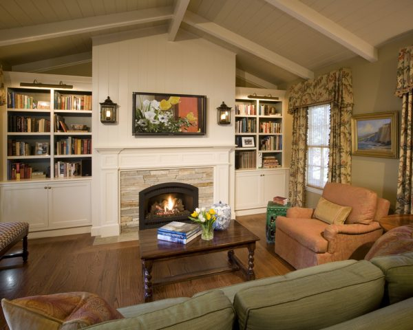 living room decorating ideas and designs Remodels Photos Alexandra Luhrs Interior Design San Mateo United States traditional-family-room