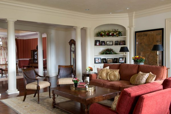 living room decorating ideas and designs Remodels Photos Alice Williams Interiors Hanover New Hampshire United States traditional-living-room