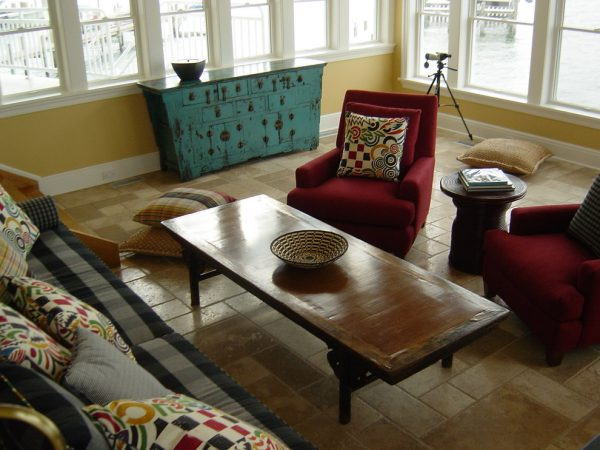 living room decorating ideas and designs Remodels Photos Ania StempiNew York United States eclectic-living-room
