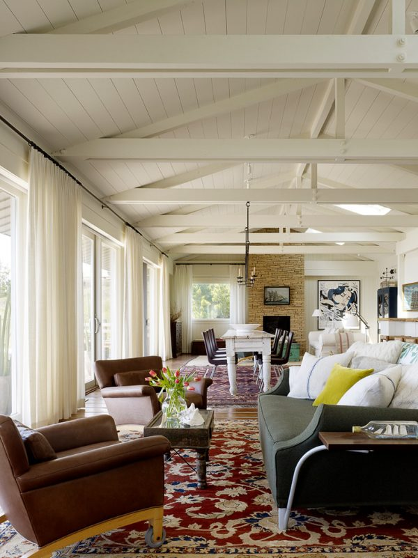 living room decorating ideas and designs Remodels Photos Arrowood Design LLCSan Francisco California United States beach-style-living-room