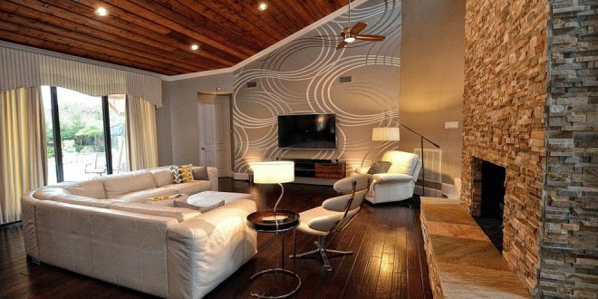 Living room decorating and designs by clr design services - Interior designers houston texas ...