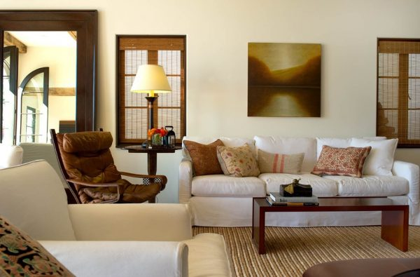 living room decorating ideas and designs Remodels Photos Chris Barrett Design Culver City California United States mediterranean-living-room-001