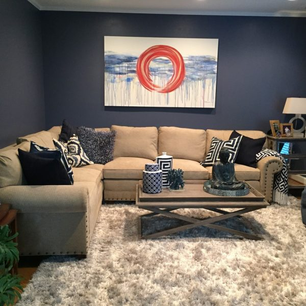 living room decorating ideas and designs Remodels Photos DK Interiors Baltimore Maryland United States contemporary-family-room
