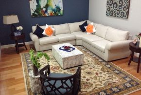 Living Room Decorating and Designs by DekoRatInteriors - Pleasanton, California, United States
