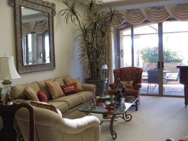 living room decorating ideas and designs Remodels Photos Design With Distinction, LLC Tempe Arizona United States transitional