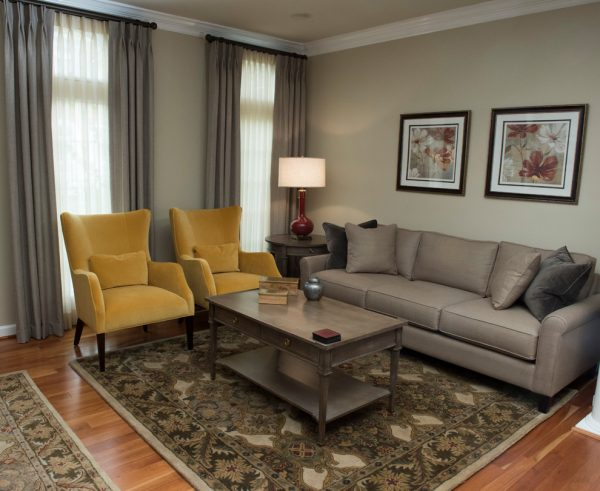 living room decorating ideas and designs Remodels Photos Designs By Meryem Fairfax Virginia United States transitional-living-room