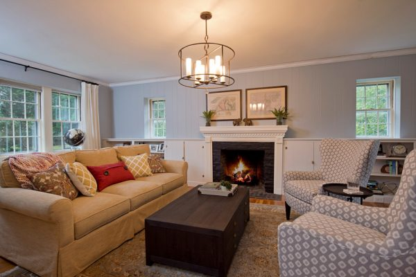 living room decorating ideas and designs Remodels Photos Diana Kennedy Interiors Wakefield Massachusetts United States transitional-living-room-003