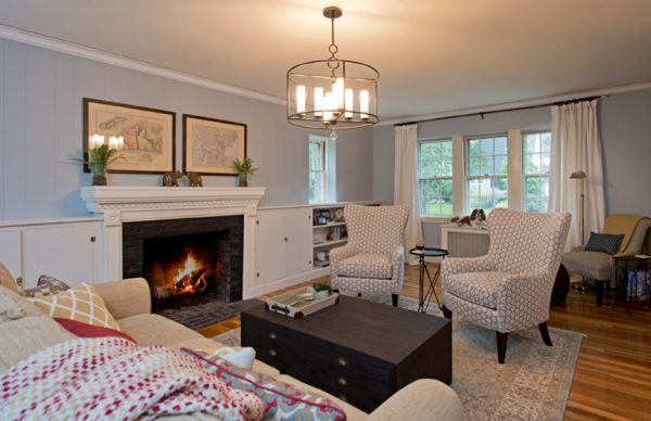 living room decorating ideas and designs Remodels Photos Diana Kennedy Interiors Wakefield Massachusetts United States transitional-living-room
